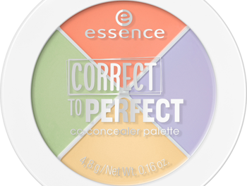 Correct To Perfect CC palette correttori – Essence | Recensione