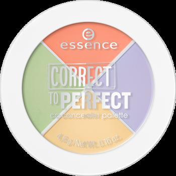 Correct To Perfect CC palette correttori – Essence | Recensione
