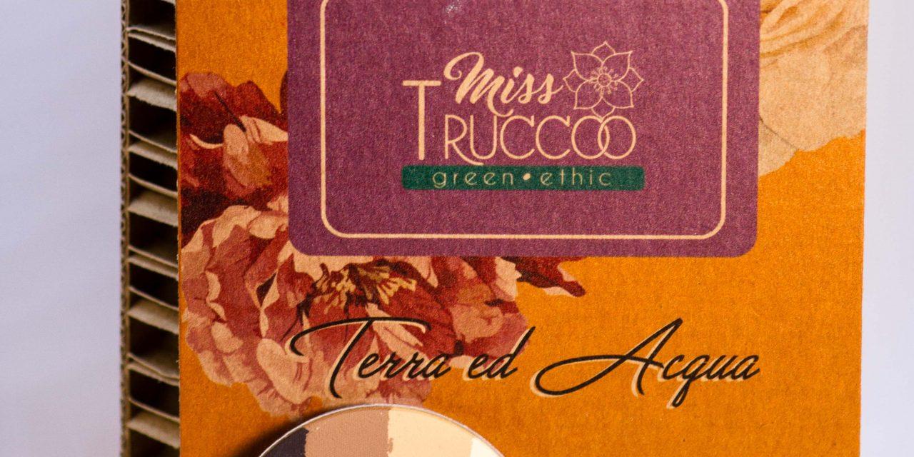 Palette Ombretti Terra ed Acqua, Terra – Miss Trucco Green Ethic | Recensione