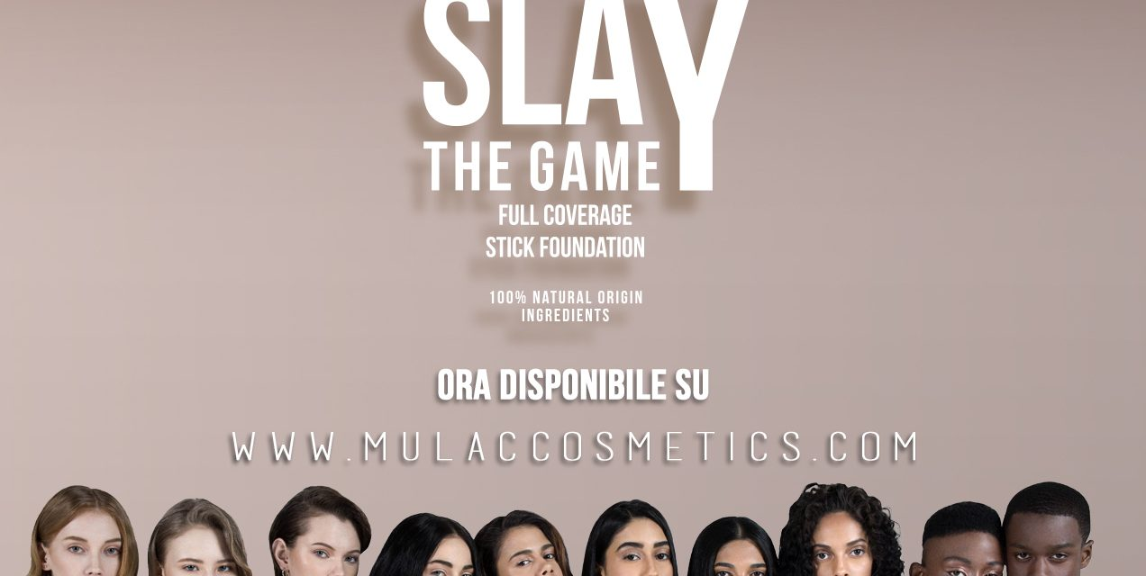 Slay the Game: nuovo fondotinta in stick di Mulac