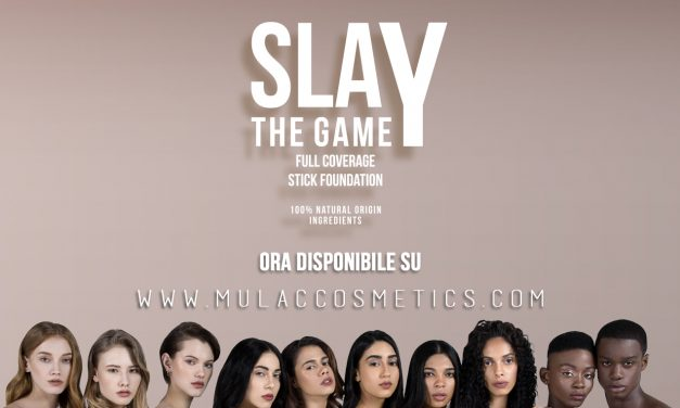 Slay the Game: nuovo fondotinta in stick di Mulac