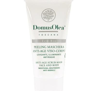 Maschera Peeling Anti-Age – Domus Olea Toscana | Recensione