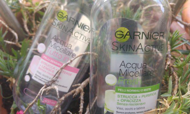 Acqua Micellare – Garnier SkinActive | Recensione