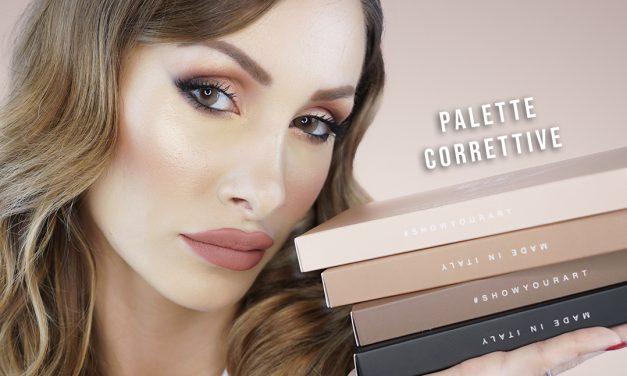 Mulac Cosmetics lancia le nuove palette correttive