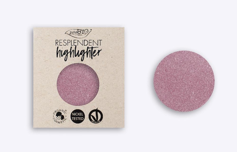Resplendent Highlighter 02 – PuroBio Cosmetics | Recensione