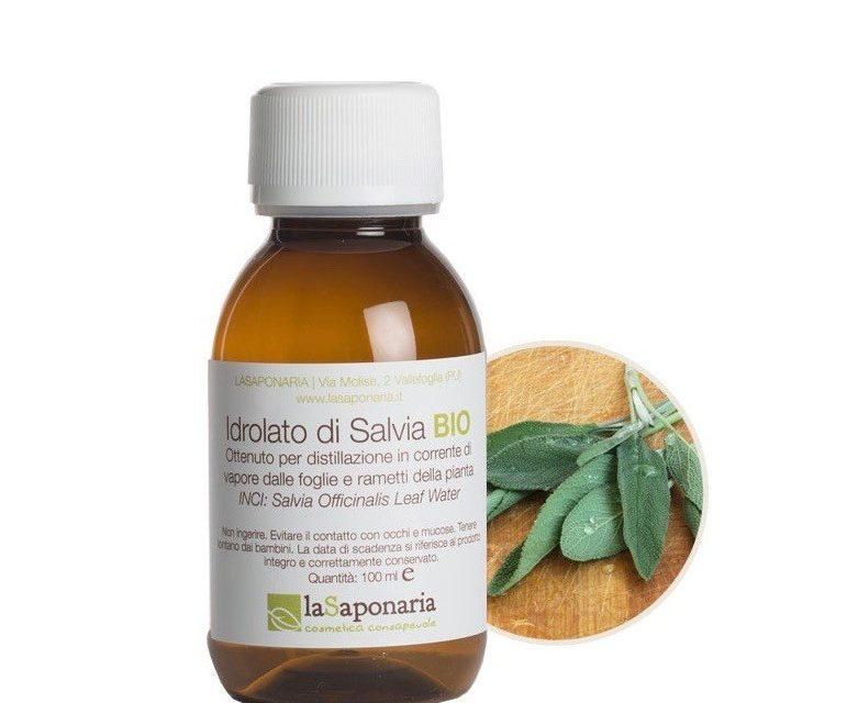 Idrolato alla Salvia – La Saponaria | Recensione