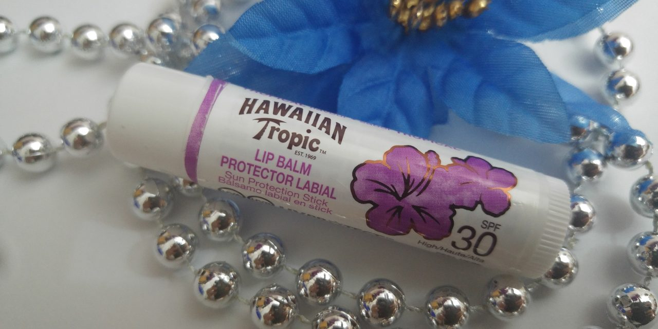 Lip Balm Tropical SPF 30 – Hawaiian Tropic | Recensione