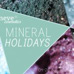 Promo Mineral Holidays – Neve Cosmetics
