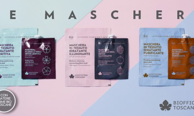 Maschere Viso | Biofficina Toscana