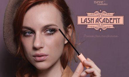 Mascara Lash Academy – Neve Cosmetics