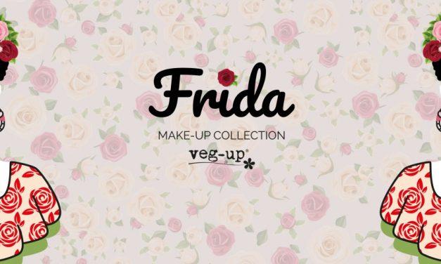 Frida: la nuova Make Up Collection di Veg-Up