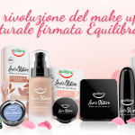 LOVE'S NATURE la prima linea make up Equilibra