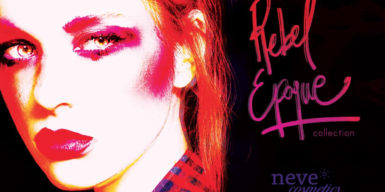 Rebel Epoque Collection | Neve Cosmetics