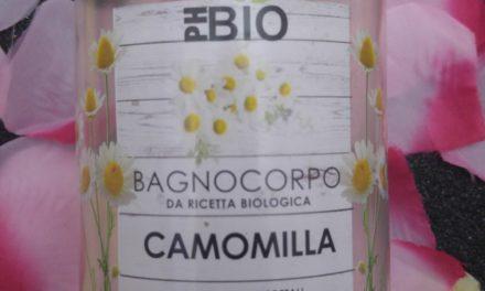 Bagnocorpo alla Camomilla – PH Bio | Recensione