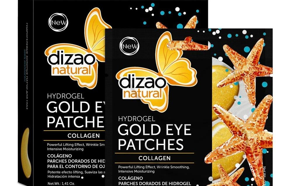 Gold Eye Patches Collagen – Dizao | Recensione