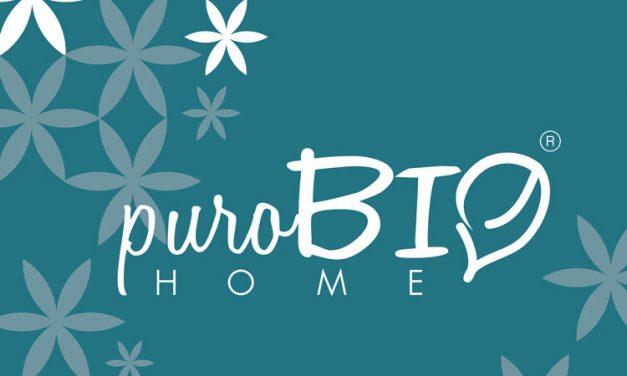 PuroBio Home: la nuova linea per la casa