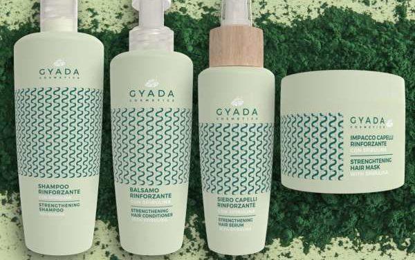 Trattamento Completo Rinforzante con Spirulina | Gyada Cosmetics