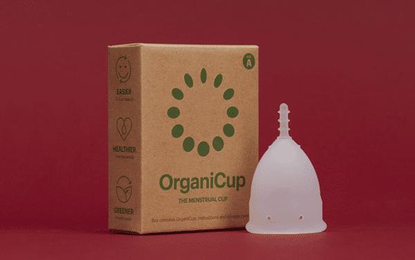 OrganiCup: la coppetta mestruale che sostituisce tamponi e assorbenti