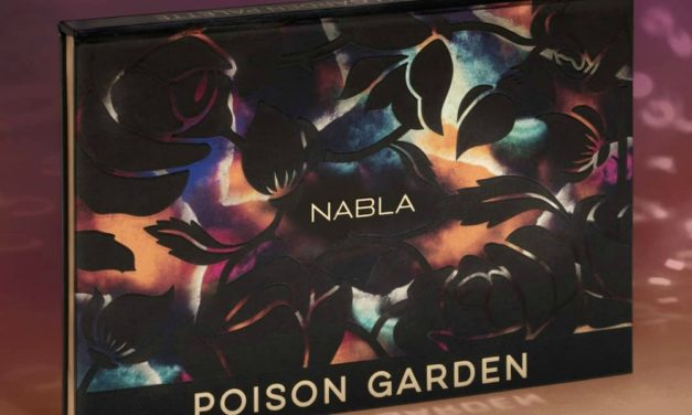 Poison Garden disponibile sul sito Nabla Cosmetics