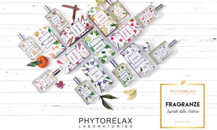 Phytorelax: profumi ispirati dalla Natura