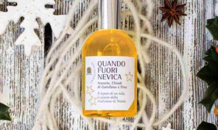 Quando Fuori Nevica – Le acque di Olfattiva | Limited Edition
