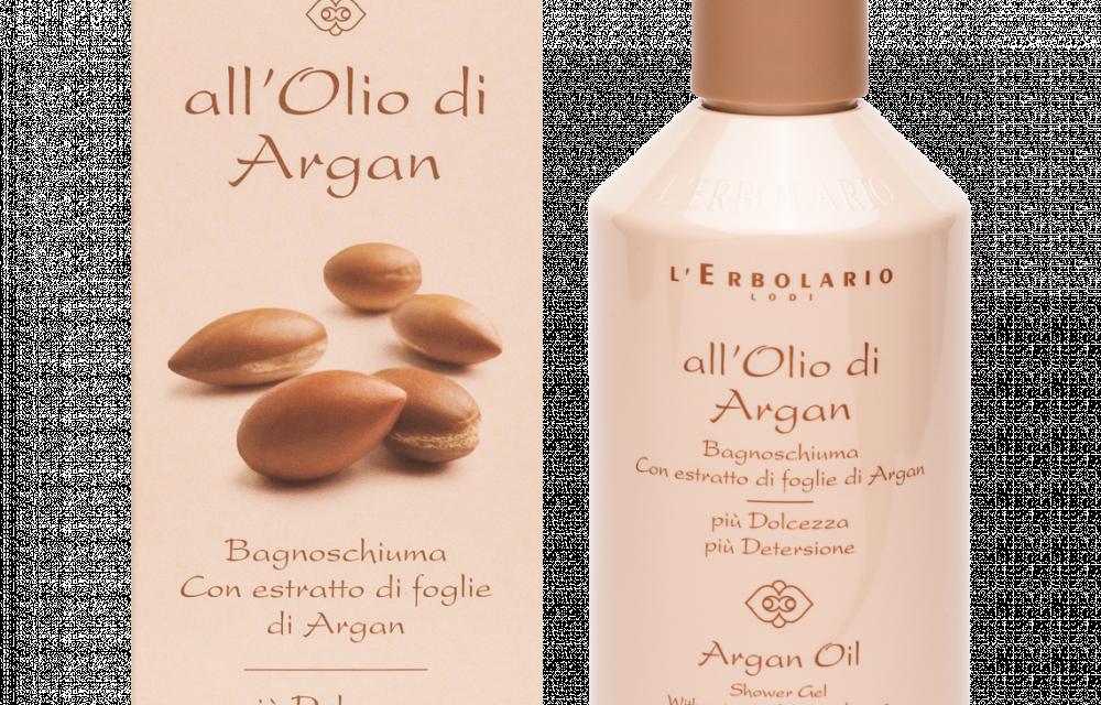 Bagnoschiuma Erbolario : Bagnoschiuma all olio di argan l erbolario recensione