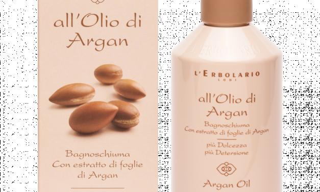 Bagnoschiuma all'Olio di Argan – L'Erbolario | Recensione