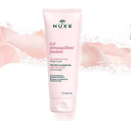 Gel Struccante ai petali di rosa- Nuxe | Recensione
