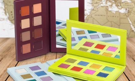 Iconic: le tre nuove palette di CosMyFy