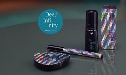 Deep Infinity: la nuova collezione make up firmata Dr. Hauschka