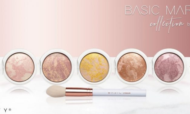 Basic Marble Highlighters | Cosmyfy