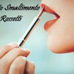 PSP: Aggiornamento Progetto Smaltimento Make Up – Rossetti #3