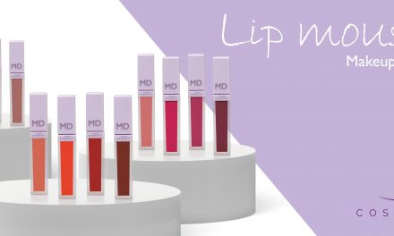 Lip Mousse by Makeup Delight – Cosmyfy