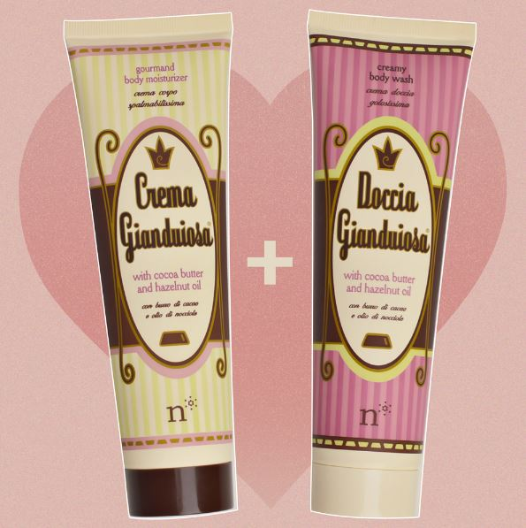 Nuova Doccia Gianduiosa by Neve Cosmetics