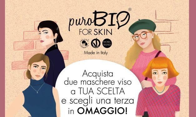 Purobio for Skin: prendi 3 e paghi 2