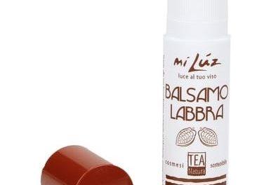 Balsamo Labbra – Tea Natura | Recensione