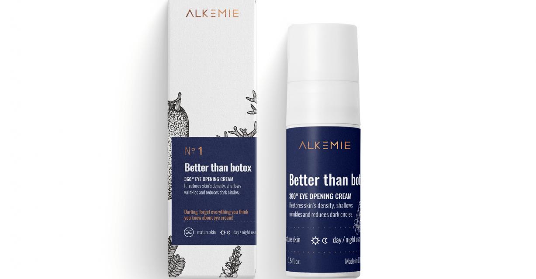 ALKEMIE Better Than Botox – Contorno Occhi Anti Age | Recensione