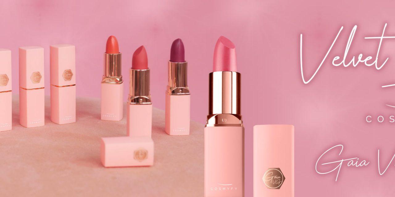 Gaia Visco Gilardi – Velvet Lipstick | Cosmyfy