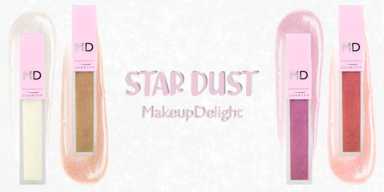Makeup Delight – Stardust Lipgloss | Cosmyfy