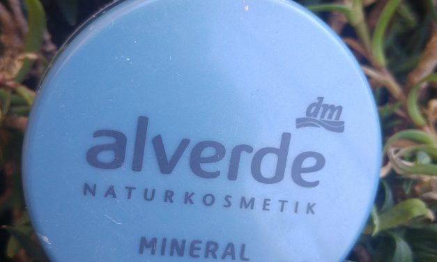 Cipria Minerale – Alverde | Recensione