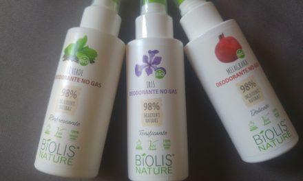 Deodoranti Biolis Nature | Recensione