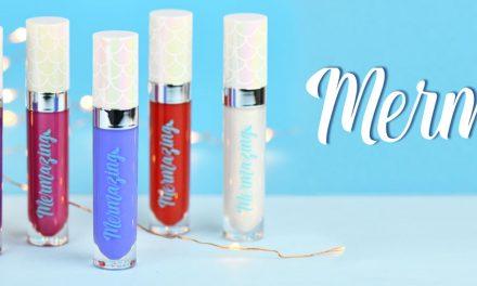IlaMakeUp02 lancia i lipgloss Mermazing – Cosmyfy
