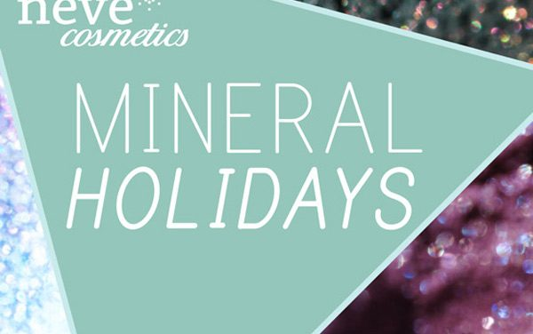 Mineral Holidays: Neve Cosmetics