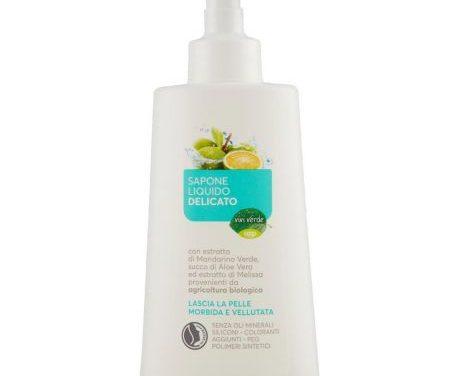 Sapone Liquido Delicato – Vivi Verde Coop | Recensione