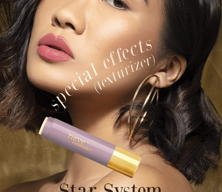 Nascono gli Special Effects, per una pelle da film   Neve Cosmetics