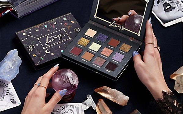 Dreamy 2 The Mystic Palette | Nabla Cosmetics