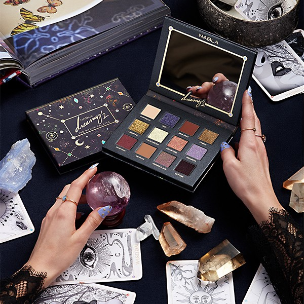 Dreamy 2 The Mystic Palette | Nabla Cosmetics