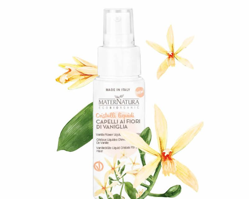 Cristalli Liquidi ai fiori di Vaniglia – Maternatura | Recensione