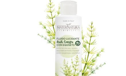 Fluido Lucidante Anticrespo con Equiseto – Maternatura | Recensione