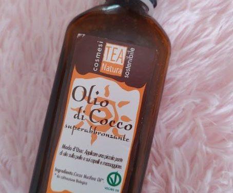 Olio di Cocco – Tea Natura | Recensione